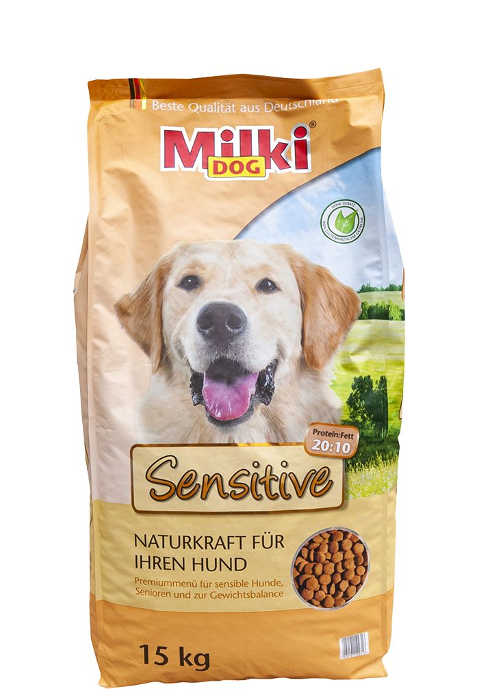 Milki Dog Sensitive